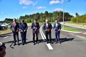 Zakończenie budowy drogi do Strefy Ekonomicznej w Iłowej!