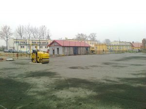 Budowa kompleksu MOJE BOISKO – ORLIK 2012