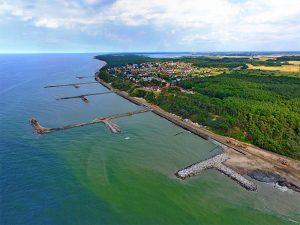 Ochrona brzegów morskich Pobrzeża Koszalińskiego – zadanie VI-VII
